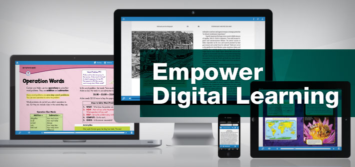 Empower Digital Learning
