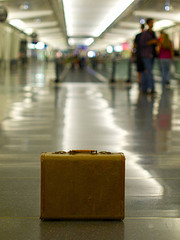 Suitcase image by lorelei on Flickr